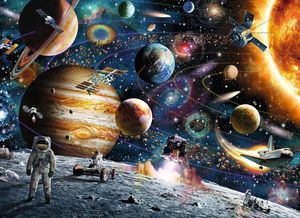 Ravensburger 60PCS Outer Space