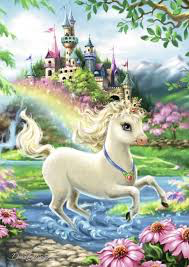 Ravensburger 35PCS Unicorn Castle