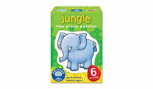 Orchard Toys Jungle Two Piece Puzzle