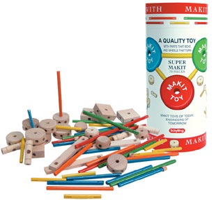 Makit Toy 70 pieces