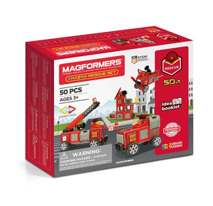 Magformers Amazing Rescue