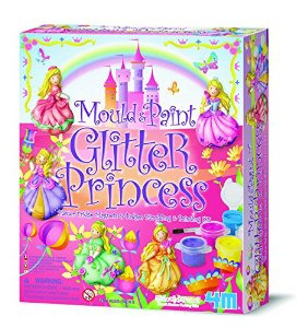 4M Mould & Paint Glitter Princess