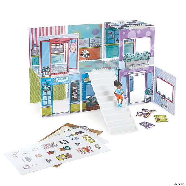 Wonderhood: Corner Shops