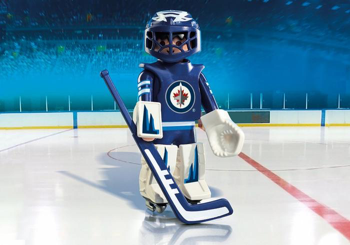 NHL Winnipeg  Goalie
