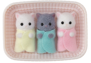 Calico Critters PersianTriplets