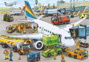 Ravensburger 35PCS Busy Airport
