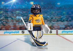 NHL Nashvile Predators Goalie