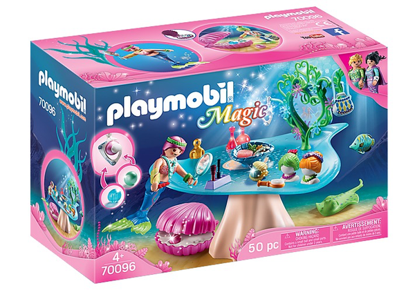 Playmobil Beauty Salon with Jewel Case
