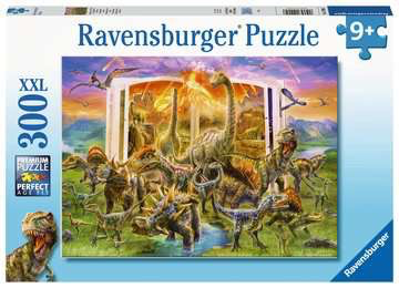 Ravensburger 300PCS Dino Dictionary