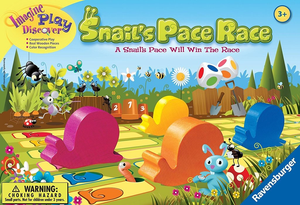 Ravensburger Snails Pace Race
