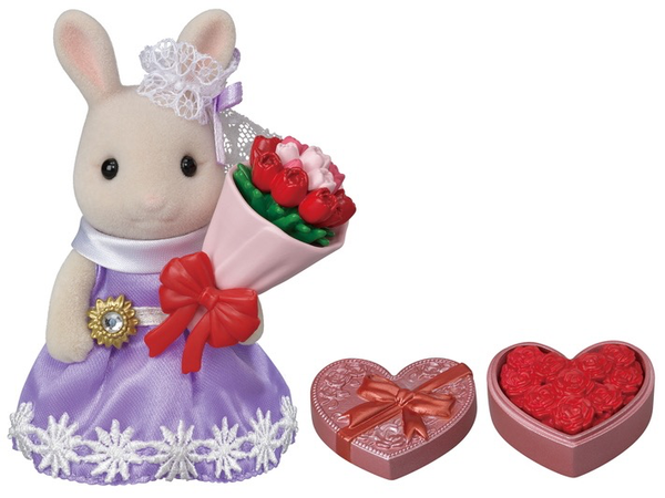 Town Girl Series - Flower Gifts Playset