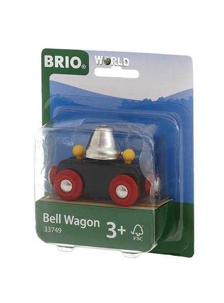 Brio Trains Chiming Bell Wagon