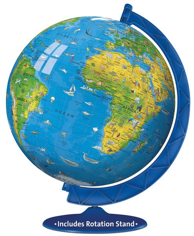 Ravensburger Puzzle Ball Children's Globe