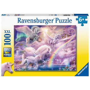 Ravensburger 100PCS Pegasus Unicorn