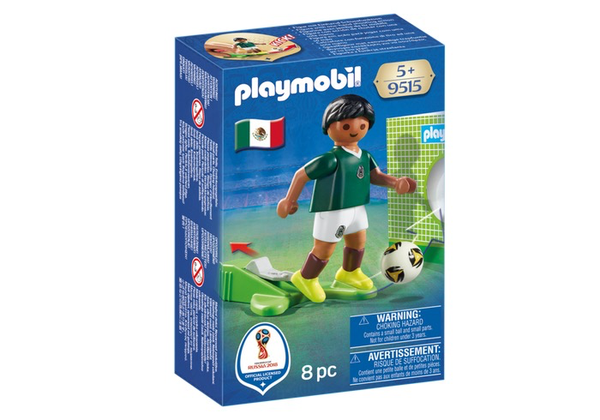 Soccer Player Mexico