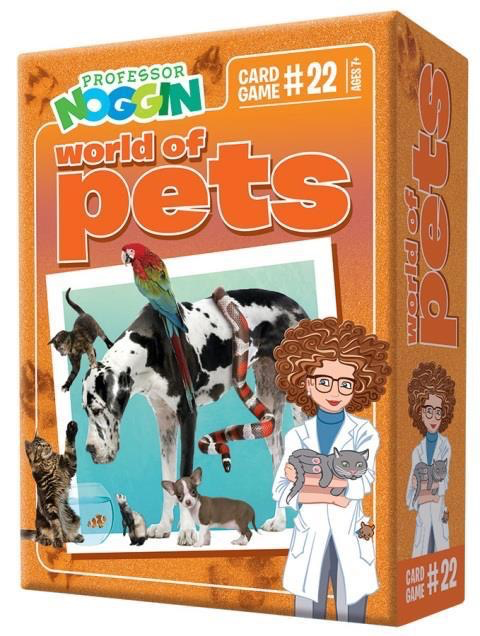 Professor Noggins Pets