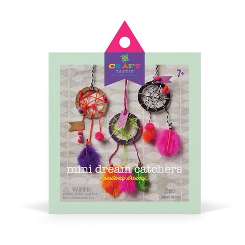 Mini Dream Catchers