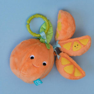MINI-APPLE FARM ORANGE TAKE ALONG TOY