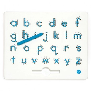 A-Z LOWER CASE MAGNATAB