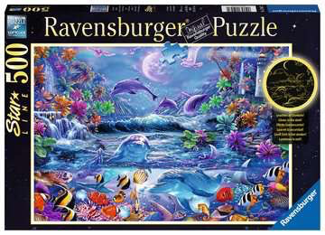 Ravensburger 500PCS Moonlit Magic