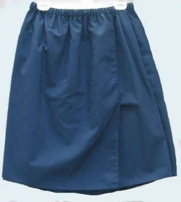 Girls Solid Skort - LOTS OF COLORS