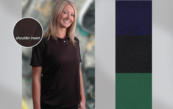 Ladies Performance Sports Polo Shirt