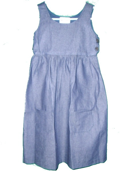 Girls Traditional Jumper -Gathered Skirt -size 3T