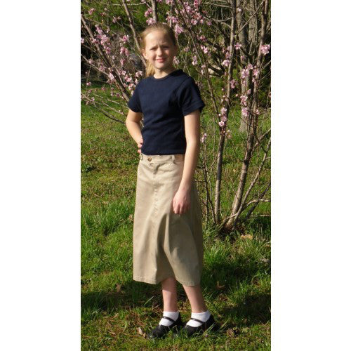 School Uniform Skirt for Acacaiwood School in Anaheim, CA-Adult Sizes