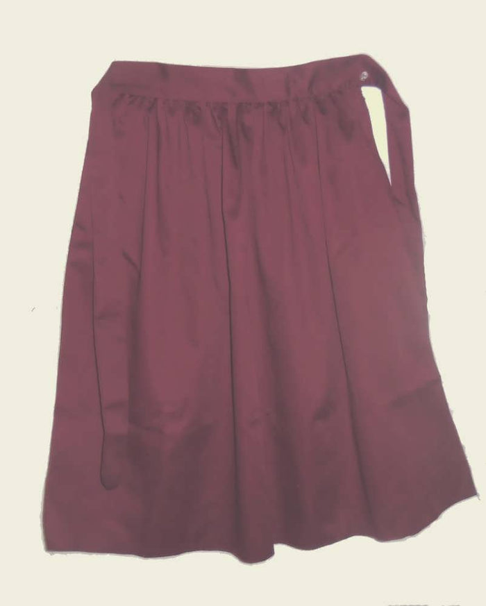 Girls/Child Long Twill Apron