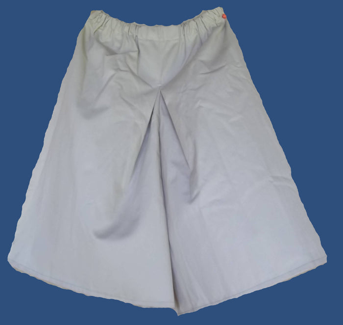 Inverted Box Pleat Culottes -Union City Christian Academy, Union City, CA