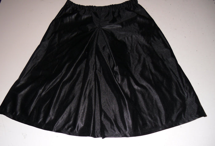 Child/Girls Elastic Waist Inverted Box Pleat Culottes In Sport Dazzle