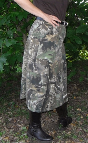 Modest Camouflage skirt