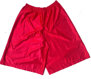 Red dazzle Culottes-All sizes SALE
