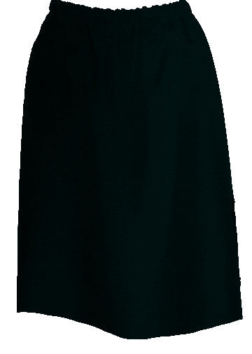 Plus Size Ankle length twill skirt no slit 2XL