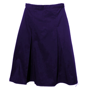 Pleated Uniform Skirt for Liberty Baptist ,-Rapid City, SD -Child sizes 6-14 Navy