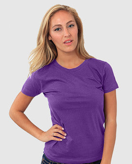 ADULT short sleeve T-Shirt US Made -Lots of colors