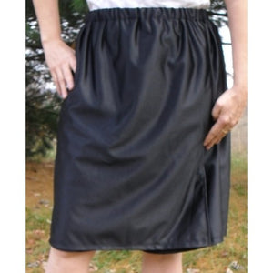 black dazzle gym skort