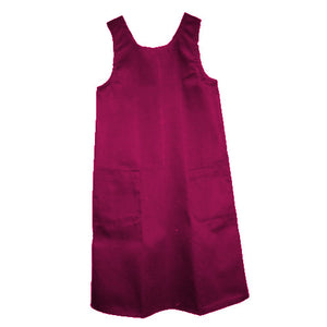 Girls School Uniform Jumper-cranberry size 12 PLUS