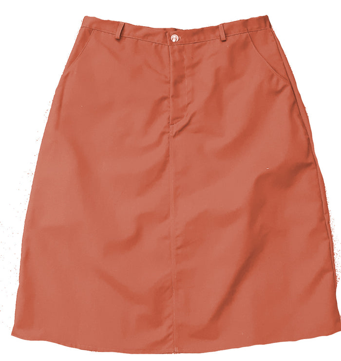 Adult Long Twill Uniform Skirt for UPS