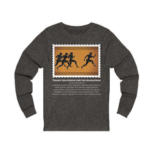 Load image into Gallery viewer, Long Sleeve Tee Marathon