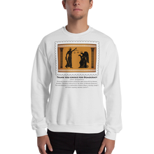 Load image into Gallery viewer, Crewneck Sweatshirt Democracy
