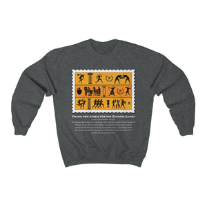 Crewneck Sweatshirt Olympic Games