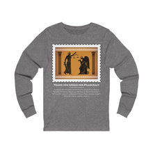 Load image into Gallery viewer, Long Sleeve Tee Democracy