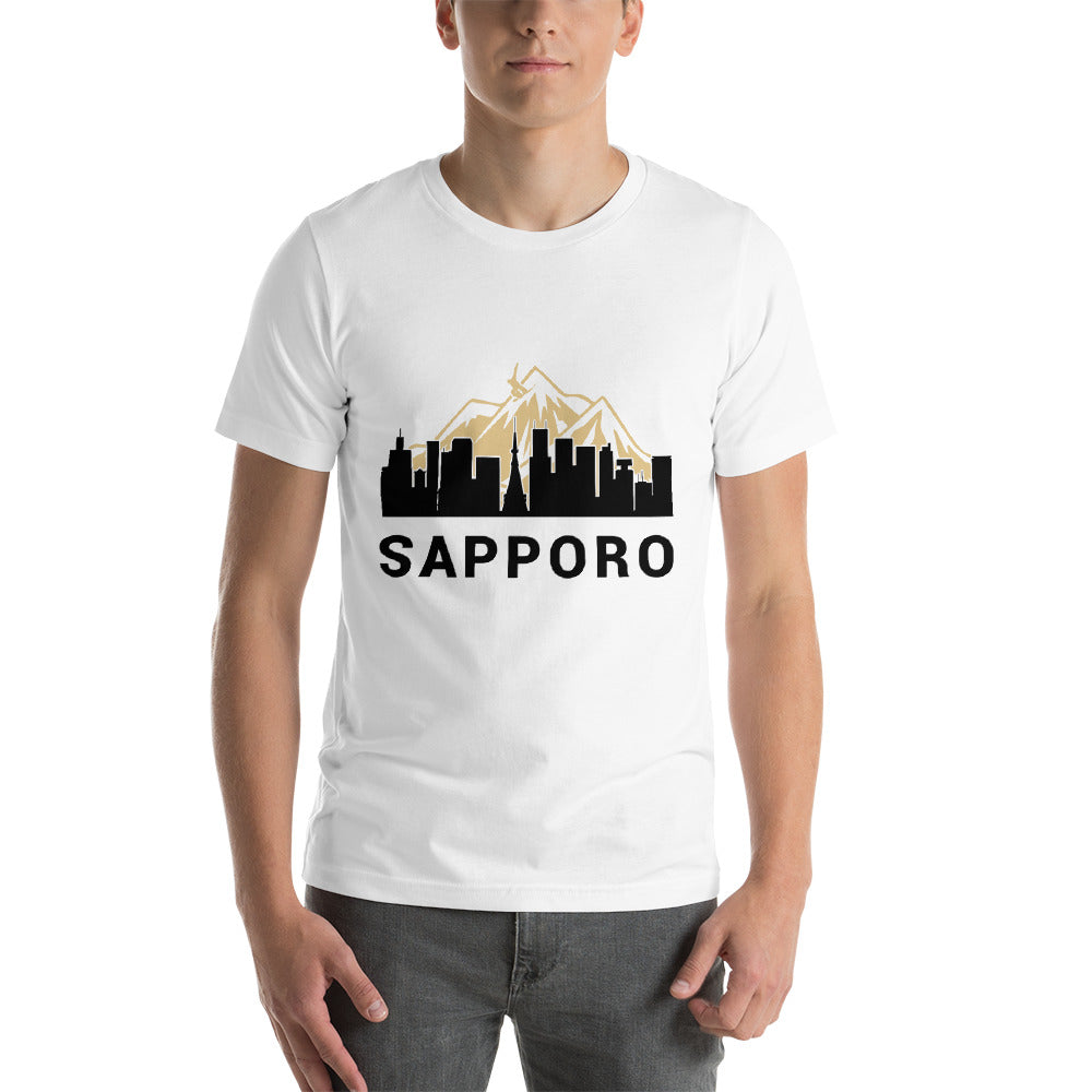 Sapporo City Gold T-Shirt