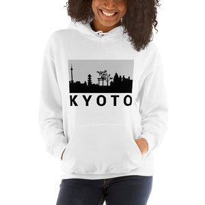 Kyoto City Hooded Sweatshirt
