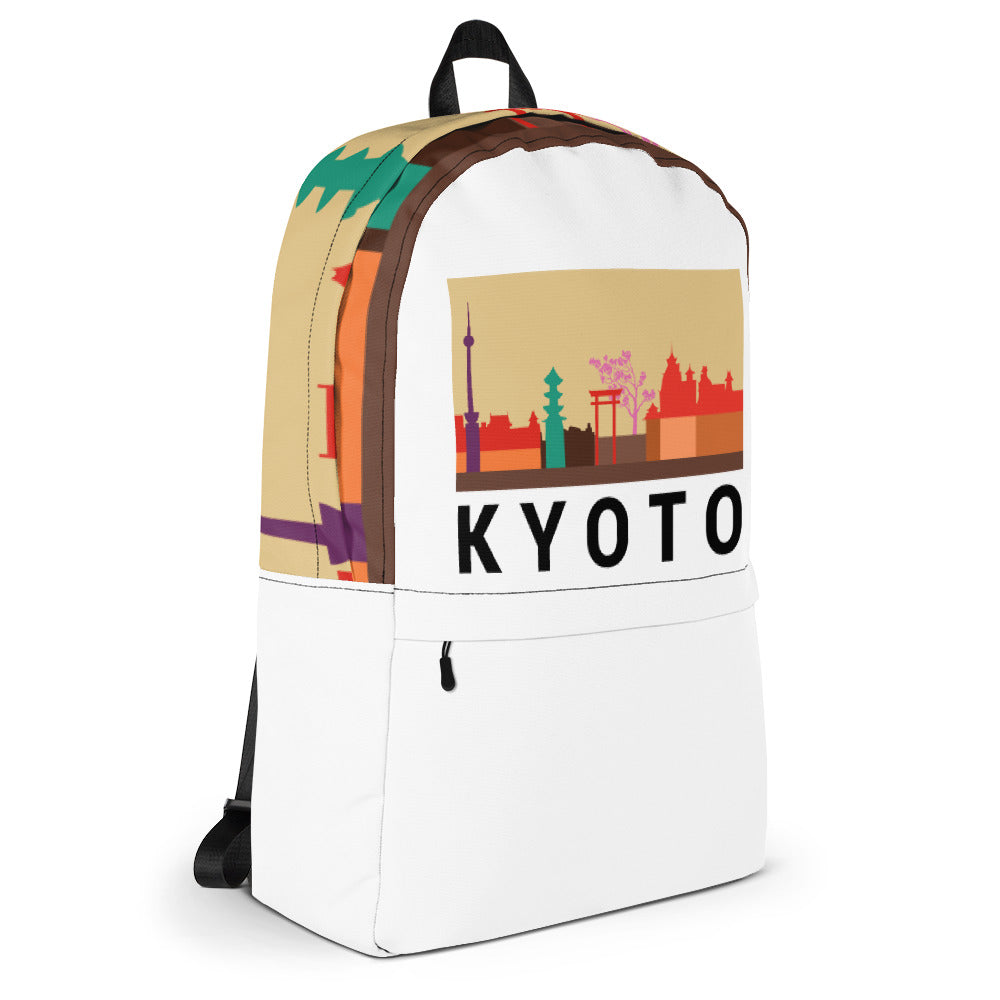 Kyoto Themed Backpack