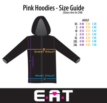 CasualHood Pink (Sizes: XS - XXXL)