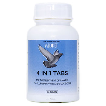 4 In 1 Tablets