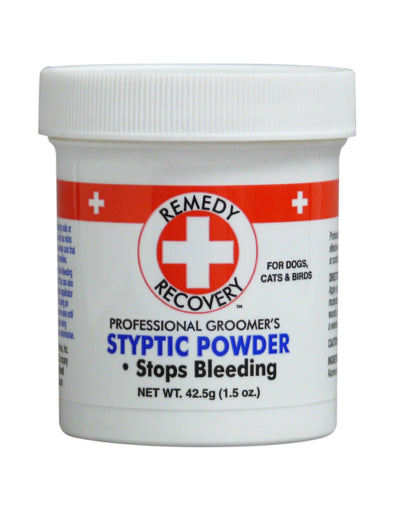 Remedy + Recovery Stop Bleeding Styptic Powder