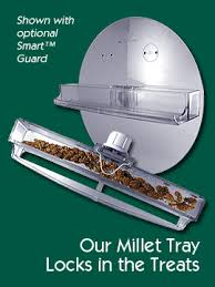 Smart Millet Tray